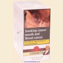 King Edward Coronets 10 Packs of 5 Cigars