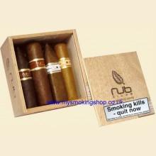 NUB Sampler Selection Box of 8 Nicaraguan Cigars