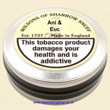 Wilsons Ani Plus Snuff 20g Large Tin