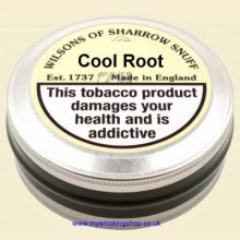Wilsons M. Root Snuff 20g Large Tin