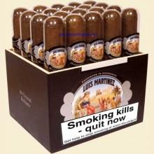Luis Martinez Crystal Robusto Box of 20 Nicaraguan Cigars