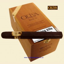 Oliva Serie G Maduro Churchill Cabinet of 24 Nicaraguan Cigars
