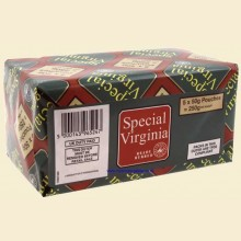 Special Virginia Ready Rubbed Pipe Tobacco 5 x 50g Pouches