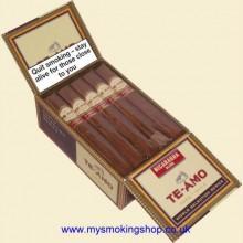 Te-Amo World Selection Series Nicaragua Blend Toro Box of 15 Mexican Cigars