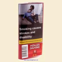Holger Danske Ruby Melange Pipe Tobacco 40g Pouch