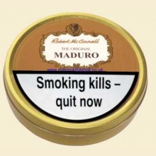 Robert McConnell Maduro Superb Pipe Tobacco 50g Tin