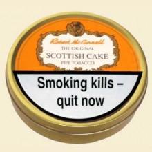 Robert McConnell Scottish Cake Pipe Tobacco 50g Tin