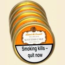 Robert McConnell Scottish Cake Pipe Tobacco 5 x 50g Tins