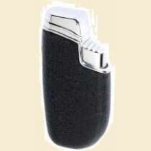Vector Nesso Black Crackle Blue Jet Flame Lighter