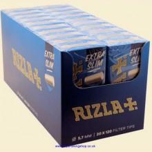 Rizla Extra Slim Filter Tips 20 Packs