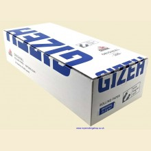 Gizeh Original 100 Double Regular 70mm Rolling Papers 20 Double Packs