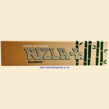 Rizla King Size Bamboo Slim 110mm Rolling Papers 1 Pack