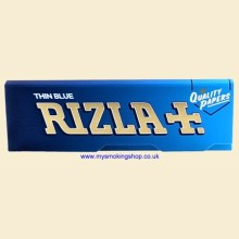 Rizla Regular Blue Thin 70mm Rolling Papers 1 Pack