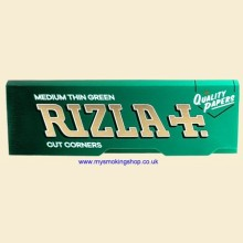 Rizla Regular Green 70mm Rolling Papers 1 Pack