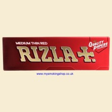 Rizla Regular Red 70mm Rolling Papers 1 Pack