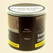 Elixyr Max Volume Make Your Own Volume Tubing Tobacco 50g Tub