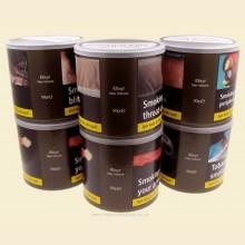 Elixyr Max Volume Make Your Own Volume Tubing Tobacco 6 x 50g Tubs