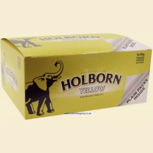 Holborn Yellow Hand Rolling Tobacco 5 x 50g Pouches